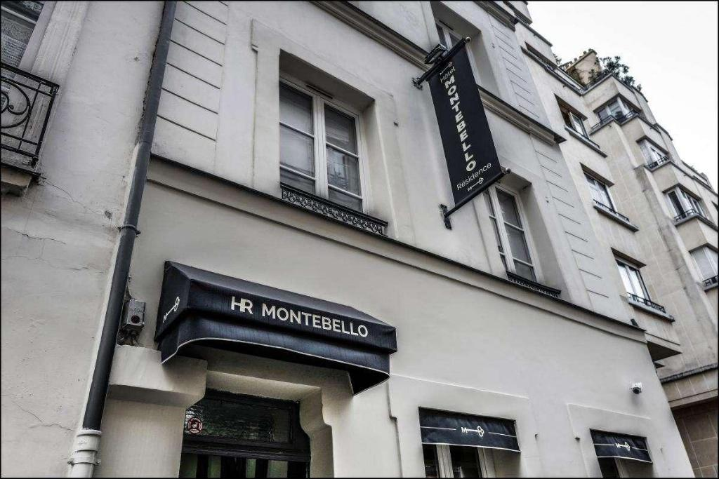 More about Hotel Residence Montebello Paris