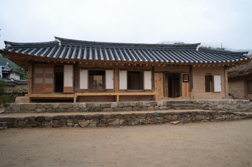 Jukheon Traditional House Andong si SouthKorea
