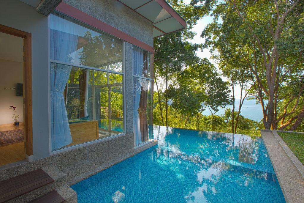 Ambong Pool Villas Private Pool Langkawi Malaysia Photos Room Rates Promotions