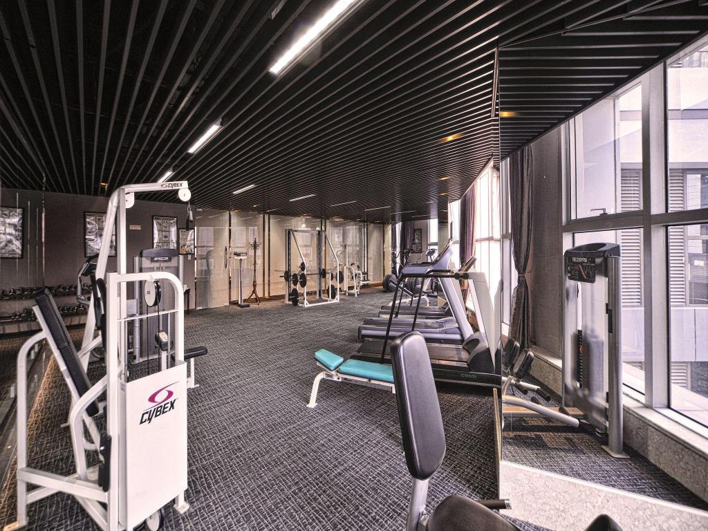 Fitness center Central Hotel