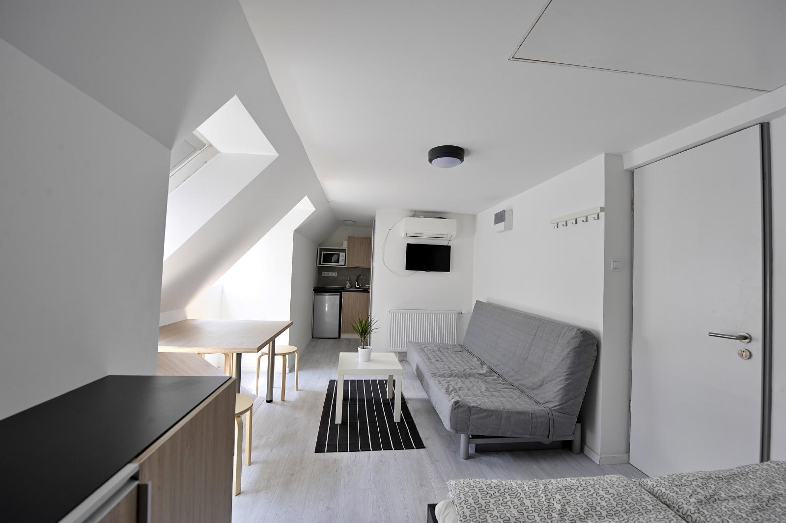 Loft for 3 People