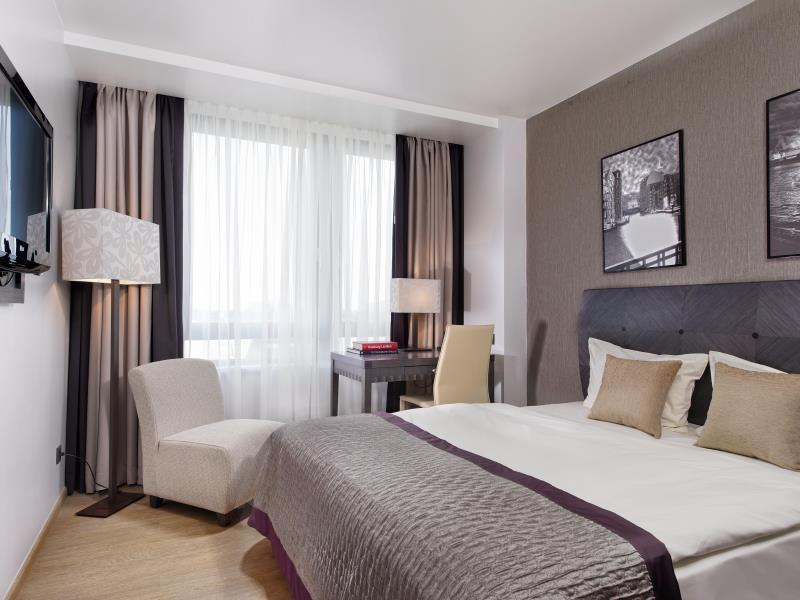 Cameră business dublă (Business Double Room)