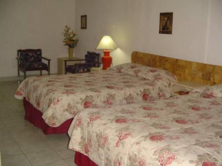 Double Room Hotel Grecia Real