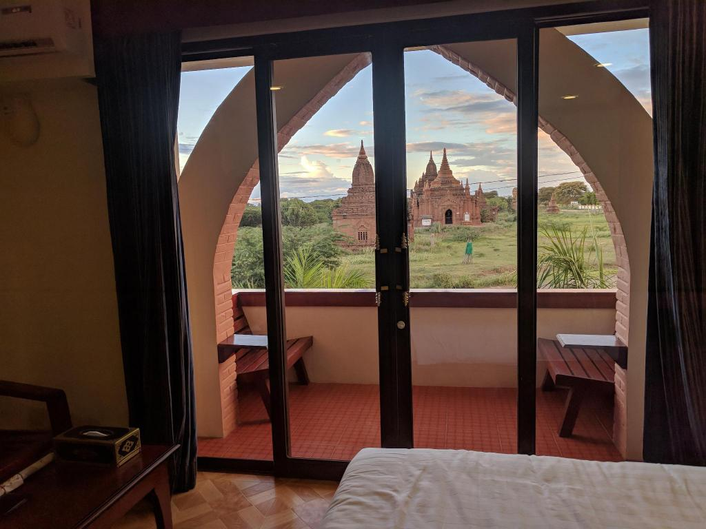 Hotel Temple View Bagan in Myanmar - Room Deals, Photos & Reviews on mandir for home outdoors, mandir for home in usa, small waterfall designs, mandir for home purchase deities usa, hindu temple for home designs, marble home designs, wooden carving door designs,