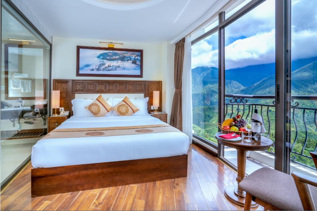 khách sạn Relax sapa