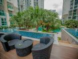 TRIPLE DANCE 3 BR / 21 FL./ WIFI/ BIG POOL/ SUBWAY