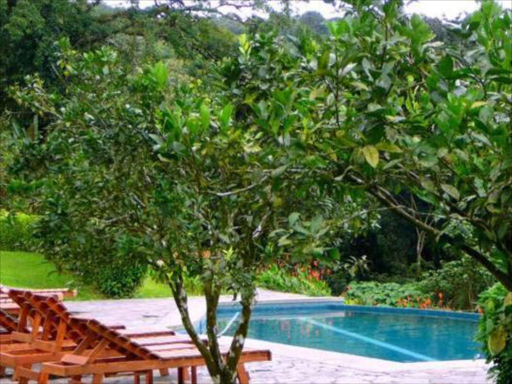 Swimmingpool Hotel Arenal Lodge
