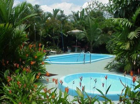 Swimming pool Hotel Destinos Arenal