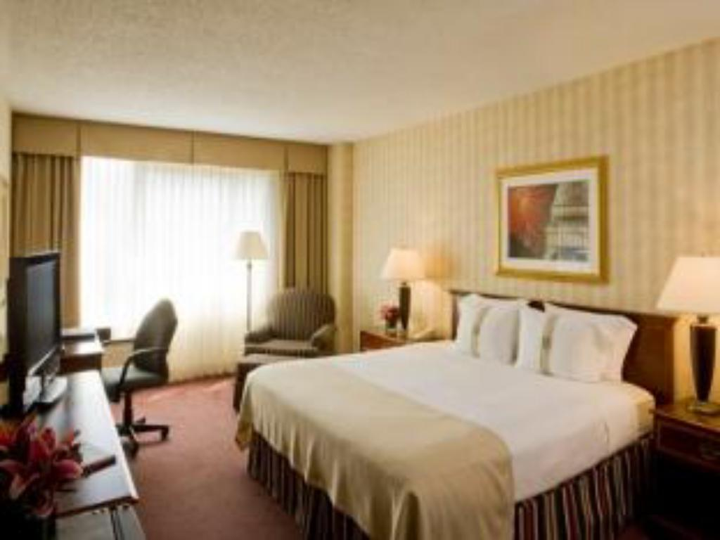 1 King Bed Non-Smoking - Bilik tetamu Holiday Inn Washington-Capitol