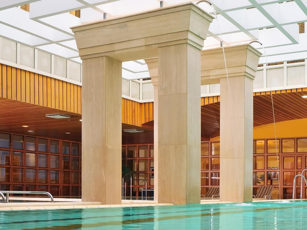 Swimming pool The Aquincum Hotel Budapest