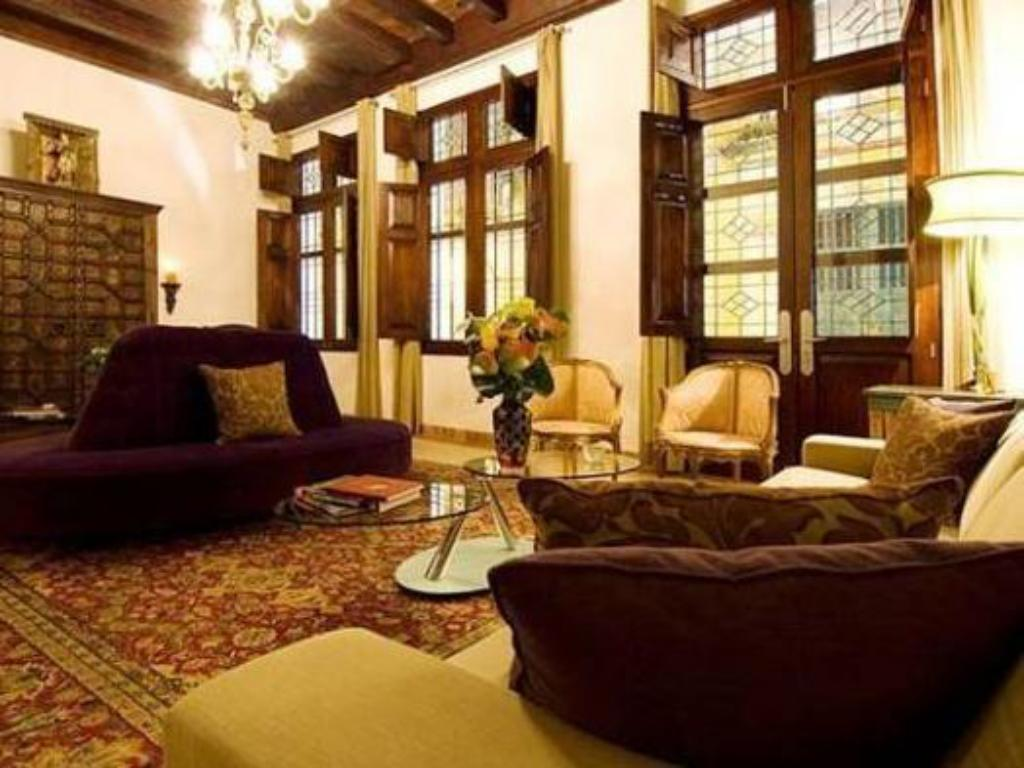 Interior view Hotel LM A Luxury Boutique Hotel