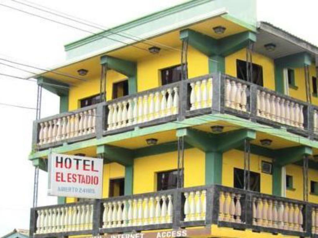 Hotel El Estadio