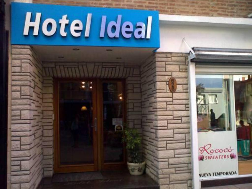 More about Hotel Ideal