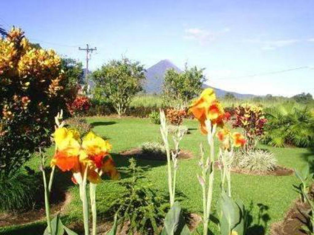 tuin Hotel Jardines Arenal