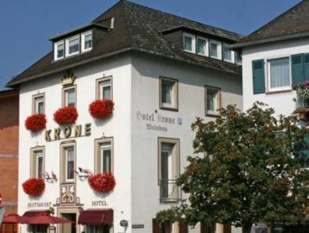 Hotel Krone Rudesheim Rudesheim Am Rhein 2019 Reviews