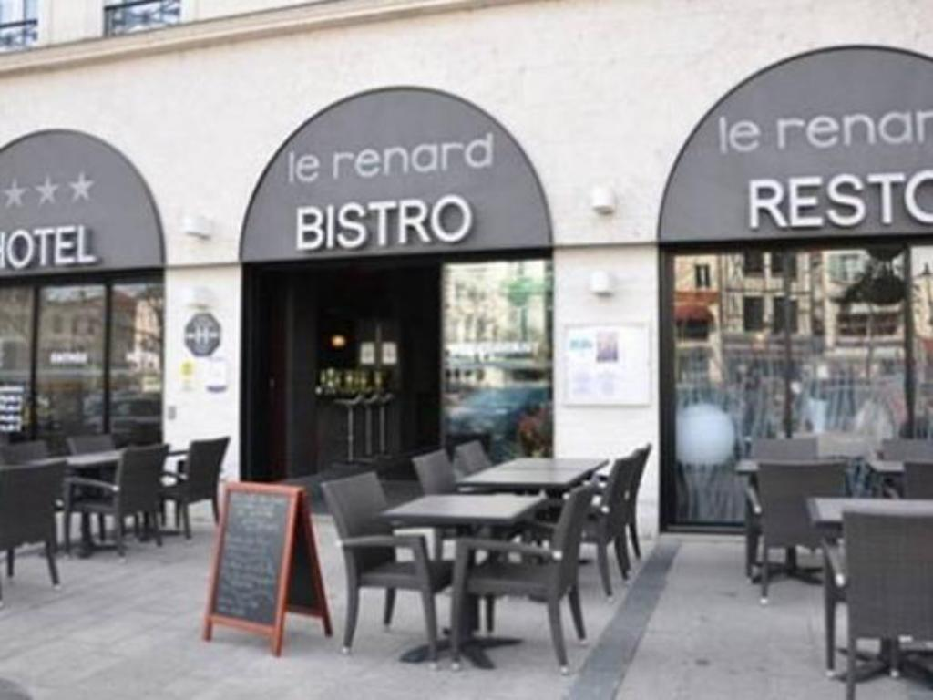 Spa Chalons En Champagne hotel & spa le renard in chalons-en-champagne - room deals