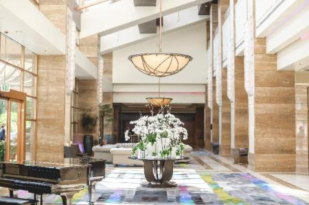 עיצוב הפנים InterContinental Los Angeles Century City at Beverly Hills