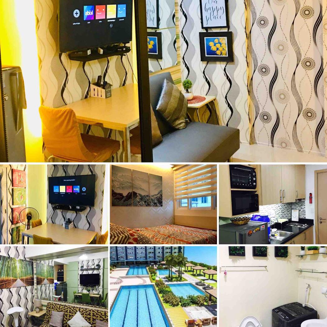 Smdc Light Residences Condominium Your Happy Place Entire Apartment Manila Deals Photos Reviews
