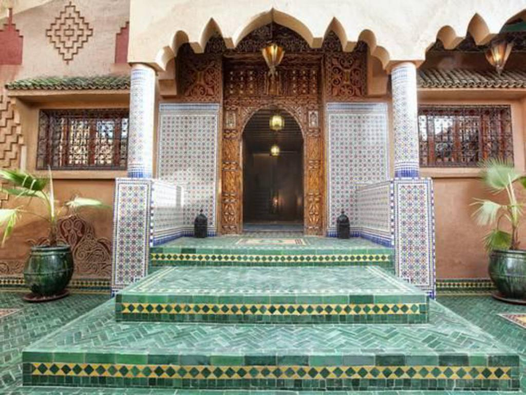 More about Riad Ouarzazate