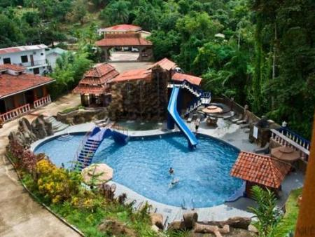 Swimming pool Hotel San Bada Resort & Spa