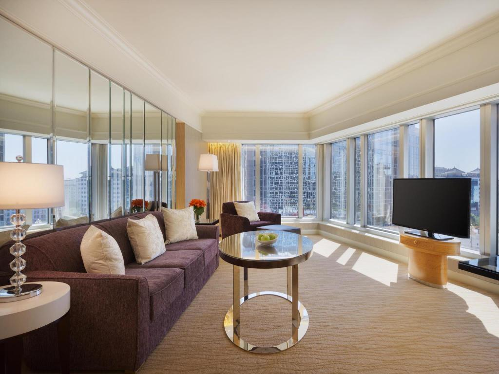 Interieur Grand Hyatt Beijing Hotel