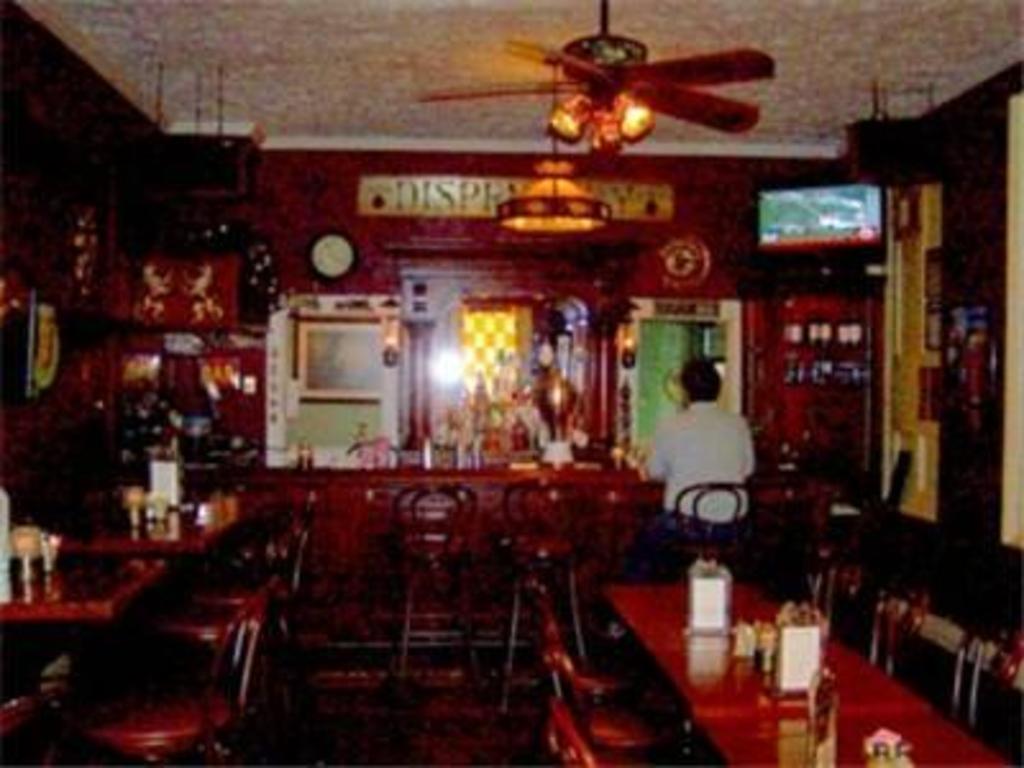 Bar Lounge Hotel Strasburg