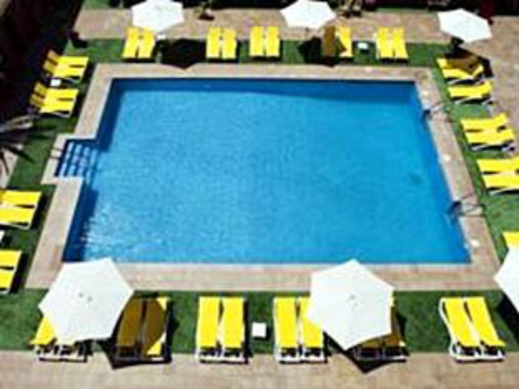 Swimming pool Itaca Fuengirola Hotel