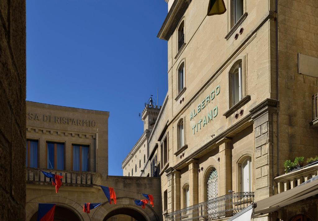 Hotel Titano in San Marino - Room Deals, Photos & Reviews