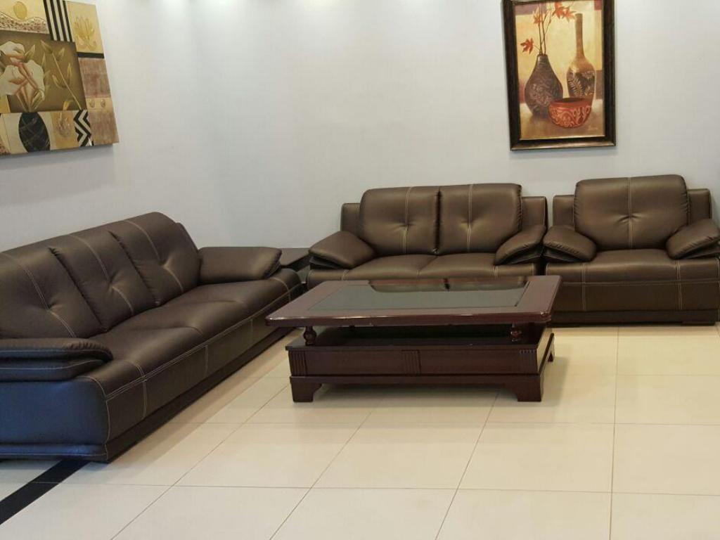 Lobby Al Thuriah Hotel Apartments