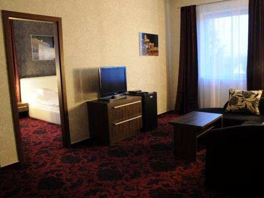 Apartmá Junior (Junior Suite)
