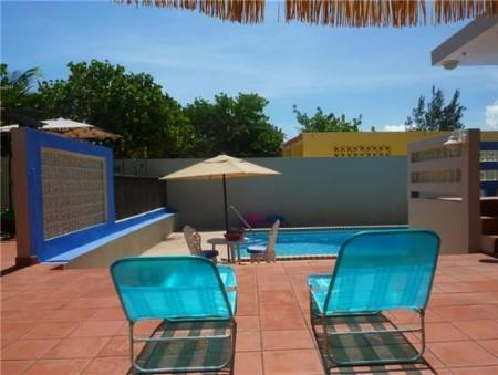 Swimming pool Arecibo Oceanfront Paradise