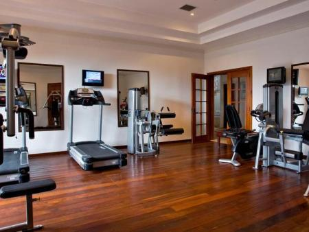 Fitness center Cap Maison Resort & Spa