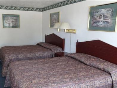 Habitació amb 2 Llits Queen - No fumadors (Queen Room with Two Queen Beds - Non-Smoking)