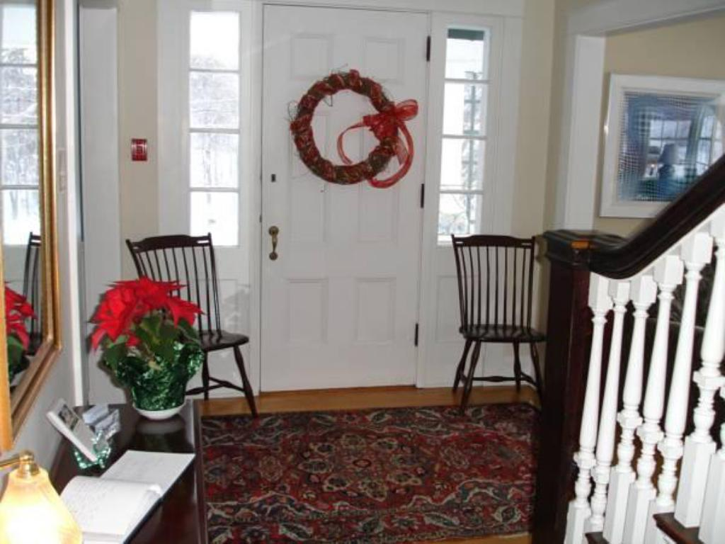 Interior view The Trumbull House Bed and Breakfast