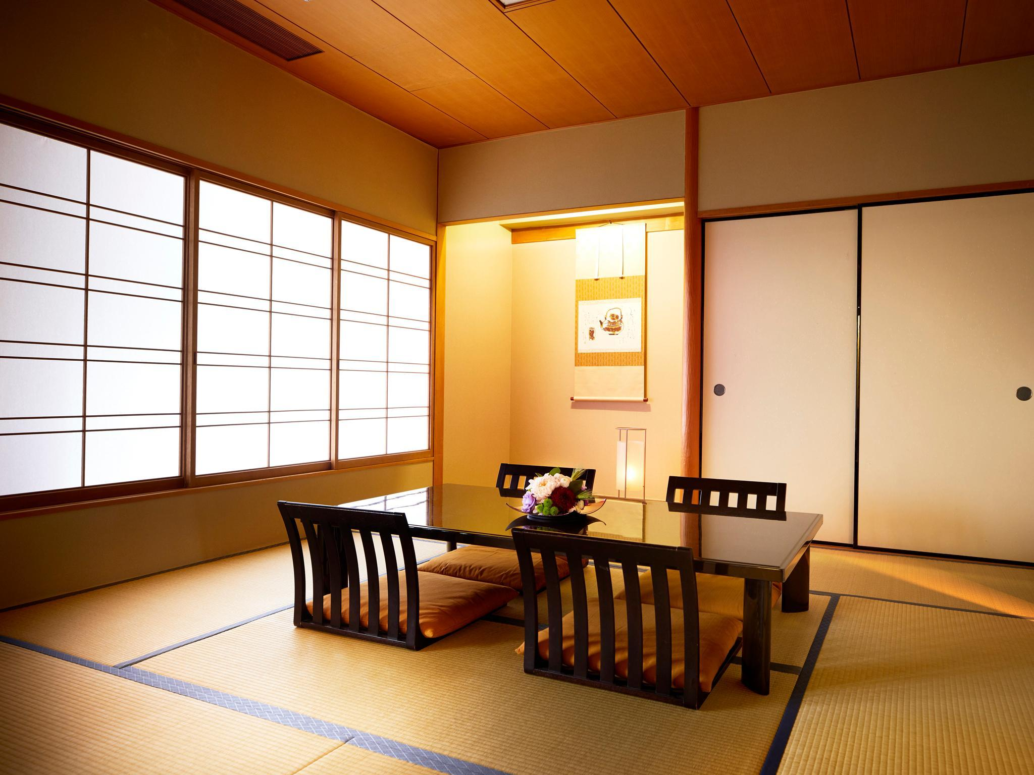 Japanese Style Suite - Non-Smoking