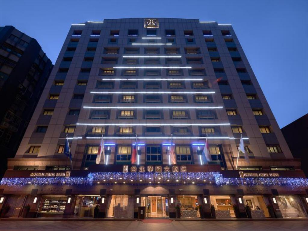 70451c5552744 Imperial Hotel in Taipei - Room Deals