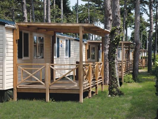 Book Camping Village Mare Pineta In Trieste Italy