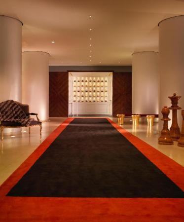 Lobby St Martins Lane Hotel