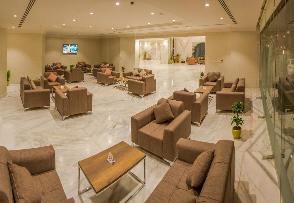 Lobby Burj Al Hayat Furnished Suites - Al Olaya