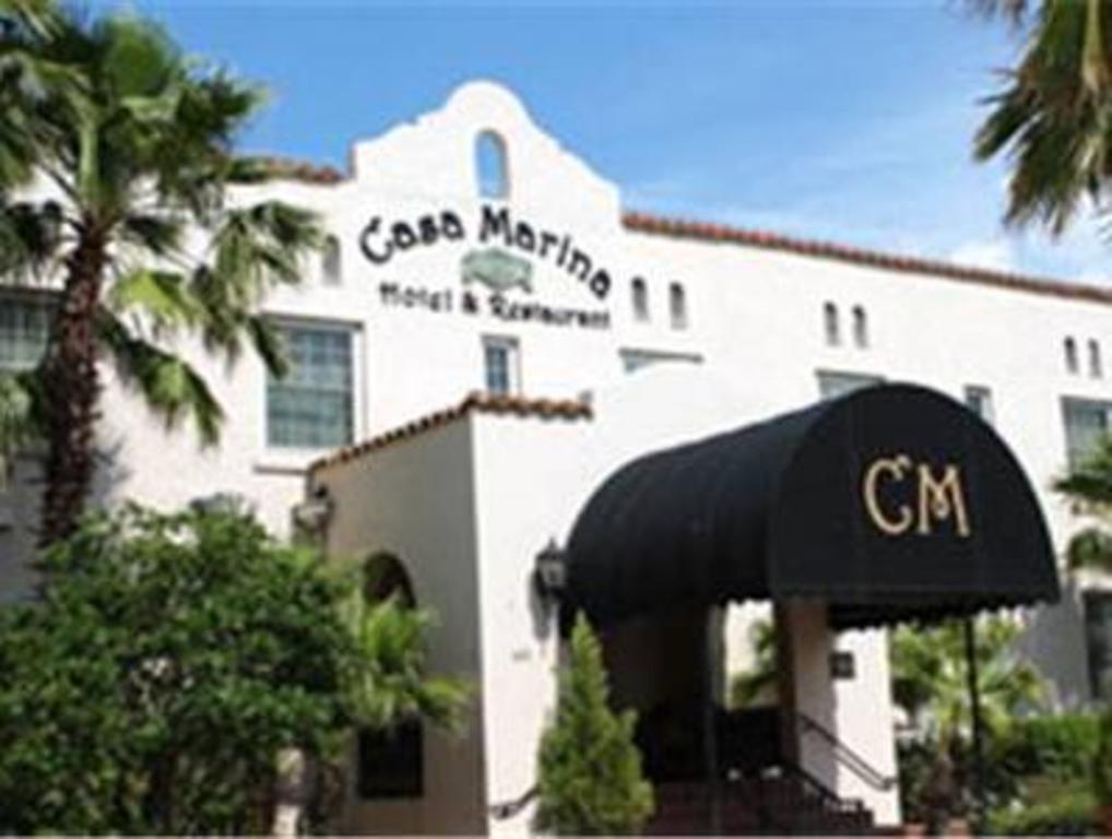 Casa Marina Hotel Restaurant Jacksonville Beach