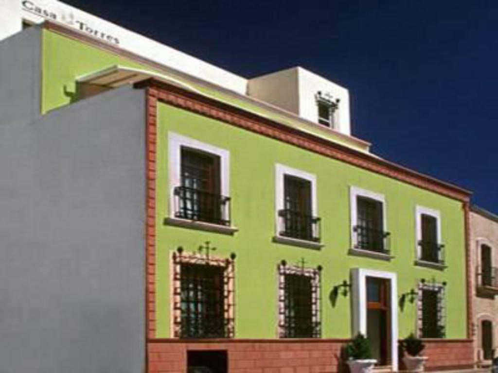 More about Casa Torres