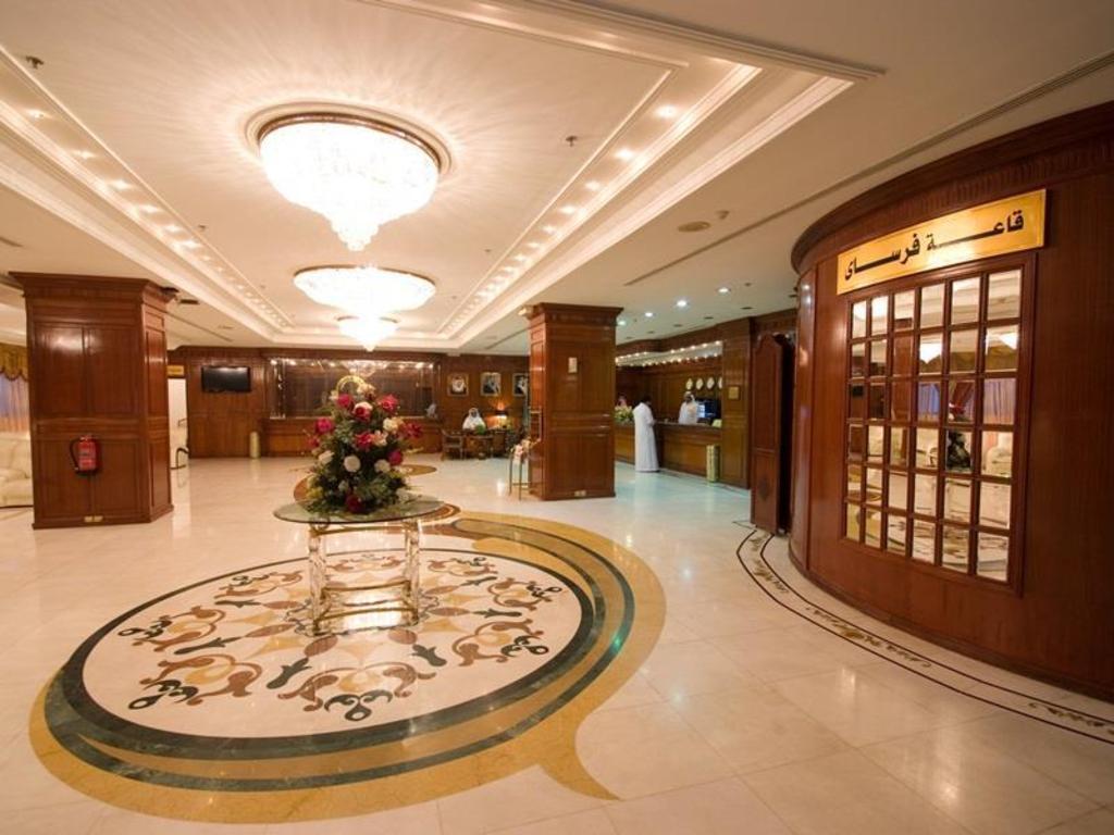 Casablanca Hotel Jeddah in Saudi Arabia - Room Deals, Photos