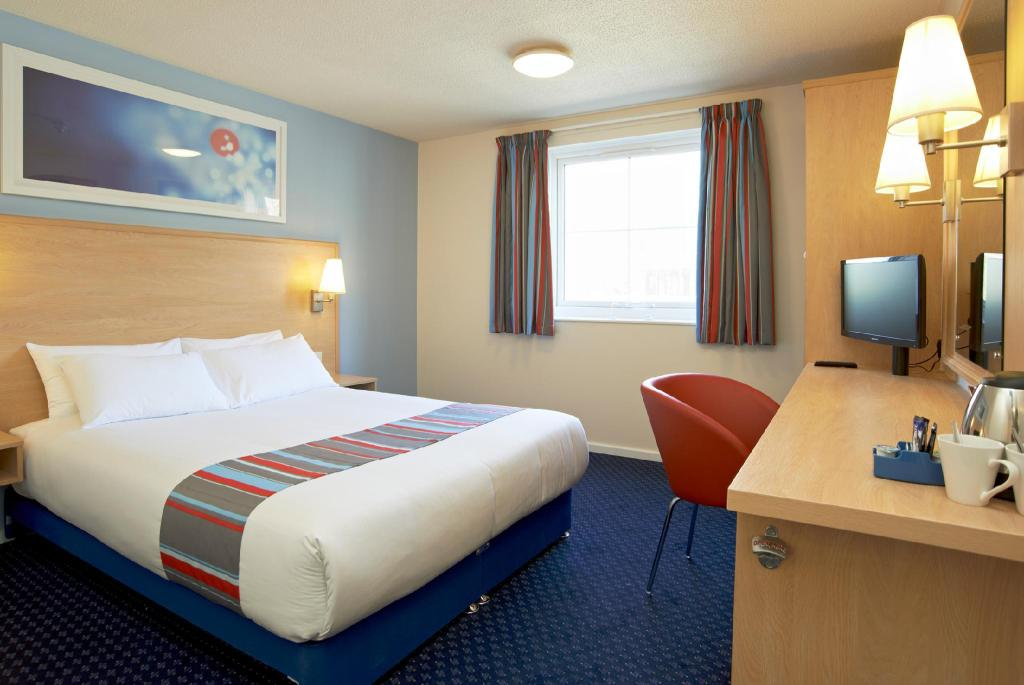 Quarto Duplo - Quarto Travelodge Ashford