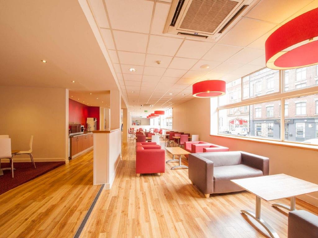 Restaurant Travelodge Manchester Central