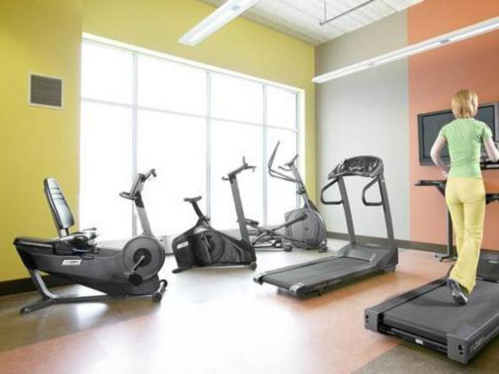 Fitness center CityFlats Hotel Holland