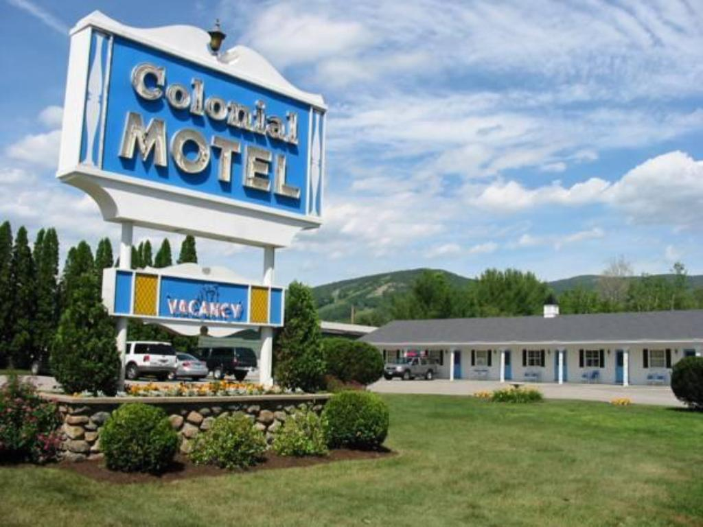 colonial motel in north conway nh room deals photos. Black Bedroom Furniture Sets. Home Design Ideas