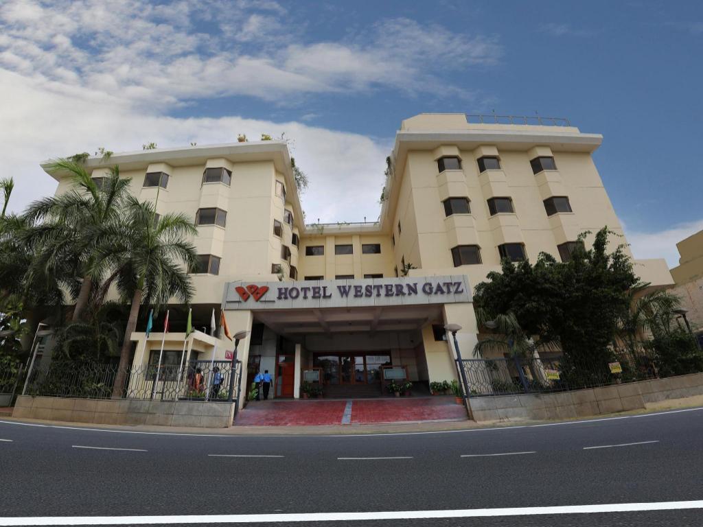 Hotel Western Gatz Theni India