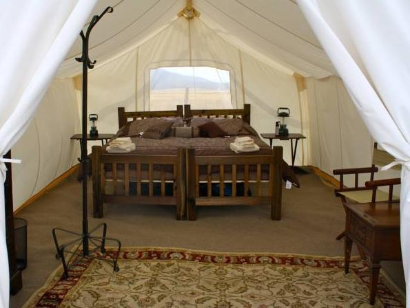 Standard Tent with Shared Bathroom