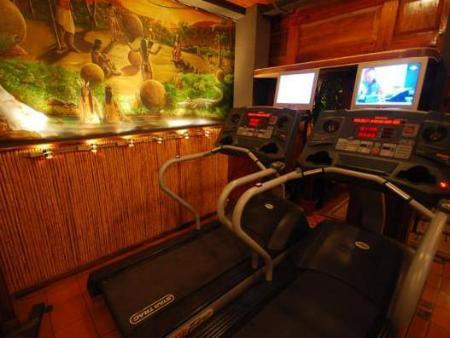 Fitness center Casa Roland San Jose
