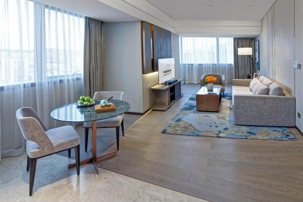More about Fraser Suites Dalian